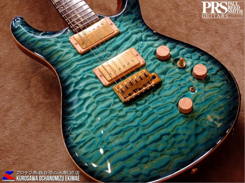 Paul Reed Smith Private Stock #8030 P24 ~Bahama Mama Smoked Burst~【PRS】【ポール・リード・スミス】【プライベート・ストック】【送料無料】