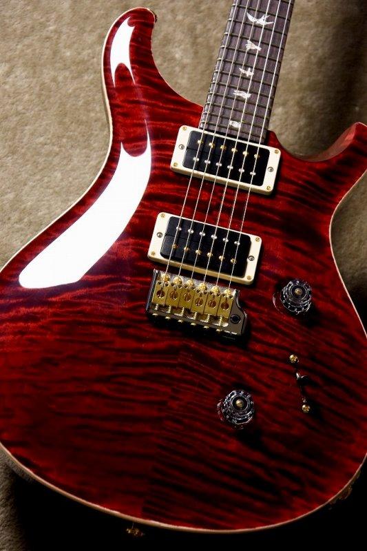 Paul Reed SmithPRS Custom 24 10Top ~Black Cherry~ #260173【担当選定品】【期間限定オリジナルギグケースプレゼント】
