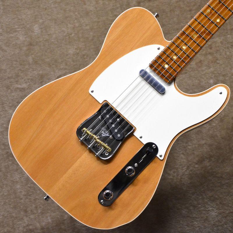 Fender USA Custom Shop 2017 Namm Limited American Custom Telecaster NOS ~Aged Natural~ #CZ533951 【3.29kg】【ローステッド・フレイム・ネック】【フェンダー】【カスタムショップ】【カスタムテレキャスター】【送料無料】
