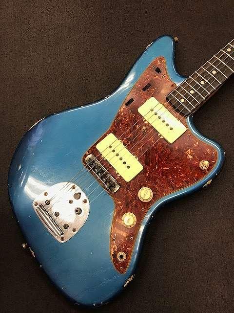 Fender USA Team Built Custom 1962 Jazzmaster Journeyman Relic ~Lake Placid Blue~ #R86086【チョイ傷アウトレット特価!!】【フェンダー】【カスタムショップ】【ジャズマスター】