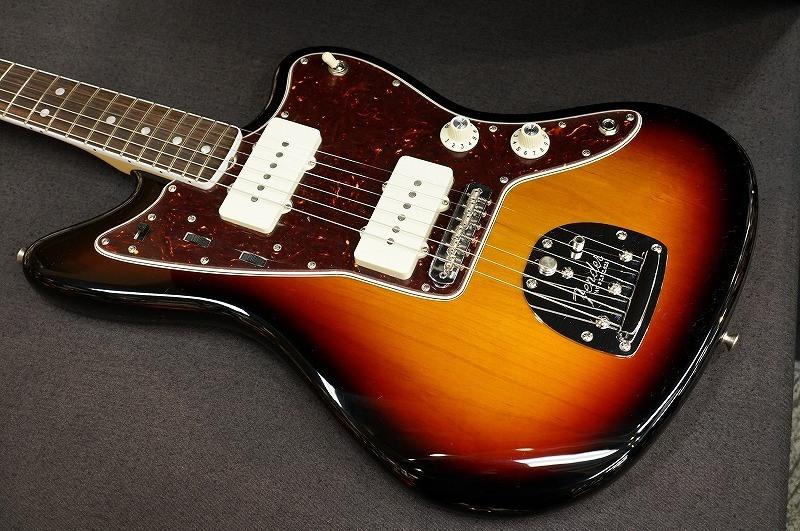 Fender American Original '60s Jazzmaster 3-Color Sunburst s/n V1637018【選定品】【3トーンサンバースト】【フェンダー】【アメリカン・オリジナル】【ジャズマスター】【送料無料】