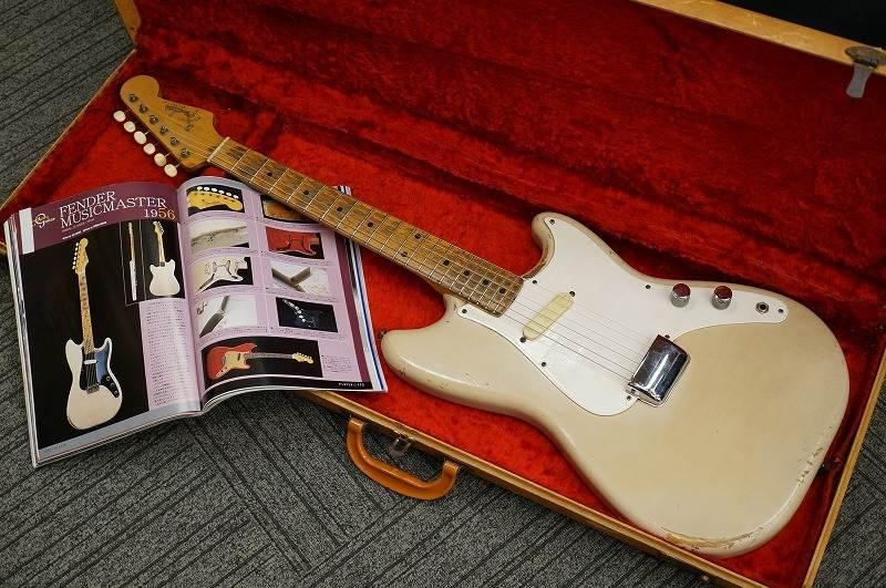 Fender USA Music Master Proto Desert Sand 1956年製【ヴィンテージ】【フェンダー】【ミュージック・マスター】