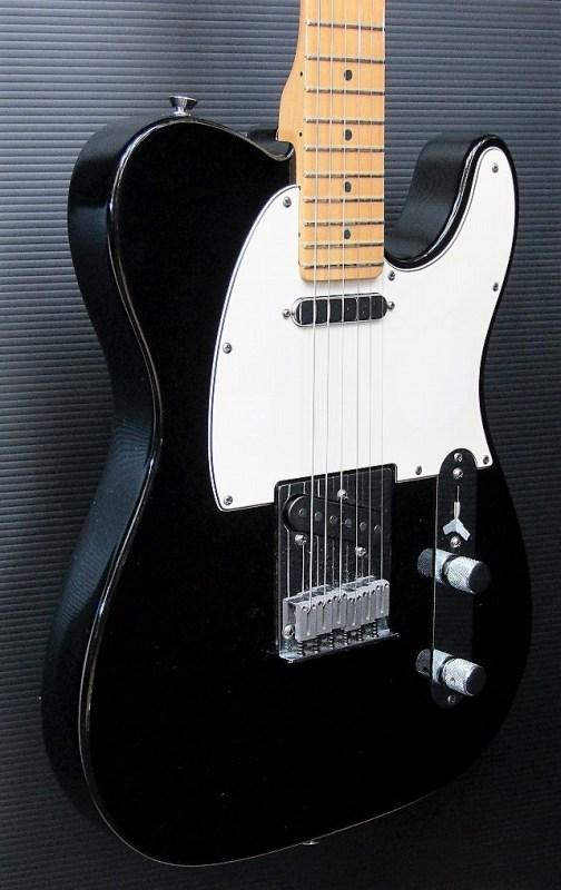 FenderUSA American Telecaster Black/Maple 【2005年'USED】