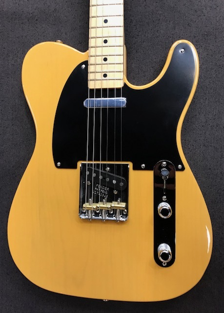 Fender American Original '50s Telecaster Butterscotch Blonde s/n V1740848【選定品】【フェンダー】【アメリカン・オリジナル】【テレキャスター】