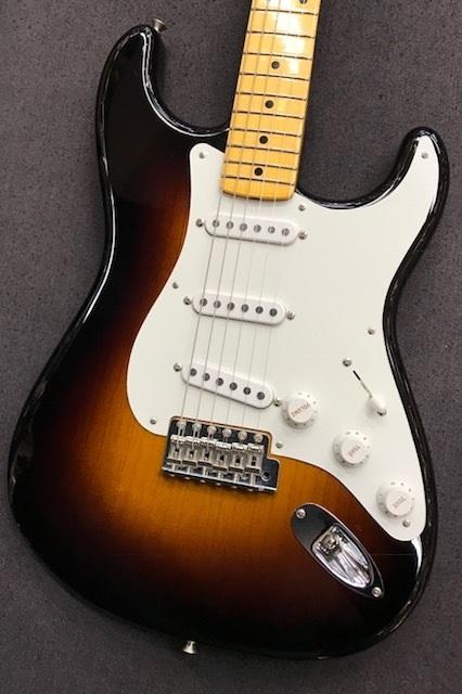 Fender Custom Shop Vintage Custom1955 Stratocaster N.O.S Wide-Fade 2-Color Sunburst~ #R89819 【3.55Kg】【フェンダーカスタムショップ】【ヴィンテージカスタム】【ストラトキャスター】