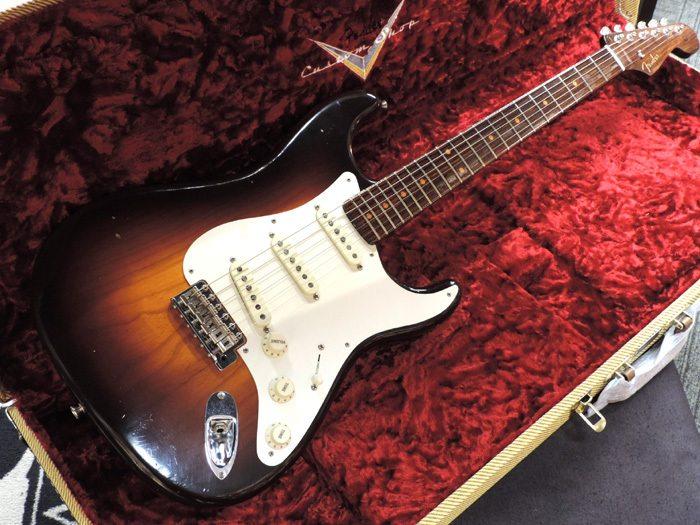 Fender Custom Shop 2017 LTD 1957 Stratocaster Rosewood Neck J.Relic WideChocolate 2TS CZ533634 2017年製【選定品!!】【フェンダーカスタムショップ】【ストラトキャスター】【ローズネック】