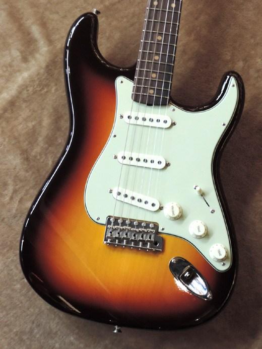 Fender Custom Shop Vintage Custom 1959 Stratocaster Chocolate 3-Color Sunburst R93848 2018年製【フェンダー】【カスタムショップ】【ストラトキャスター】