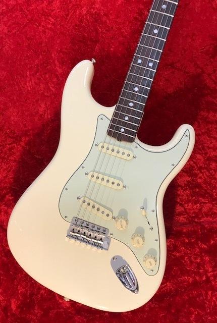 Fender American Original '60 Stratocaster Olympic White s/n V1745488【3.70kg】【フェンダー】【アメリカンオリジナル】【ストラトキャスター】