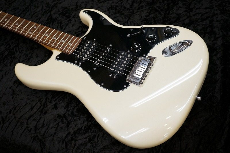 Fender 【USED】American Deluxe Stratocaster HSH Olympic White 2013年製【中古・USED】【フェンダー】【アメリカンデラックス】【ストラトキャスター】