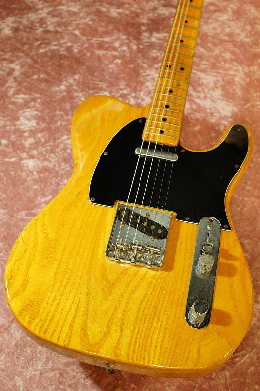 Fender 1978 Telecaster Natural【1978年製】【4.73kg】【フェンダー】【中古・USED】【ヴィンテージ】【テレキャスター】