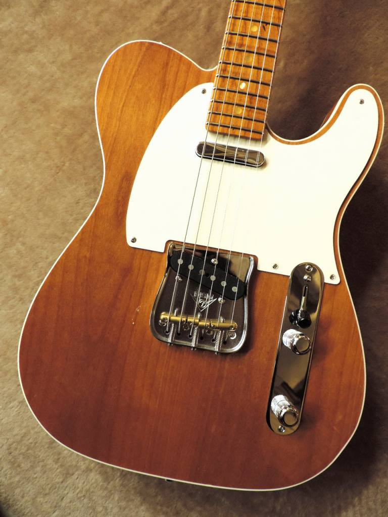 Fender Custom Shop American Custom Telecaster Roasted Alder 2018年製【フレイムネック】【フェンダー】【カスタムショップ】【アメリカンカスタム】【テレキャスター】【ローステッド】【アルダー】