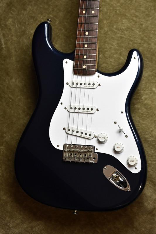 Fender Custom Shop Eric Clapton Stratocaster Mercedes Blue 2013年製【2008年製Custom Shop Neck Mod!!】【中古・USED】【フェンダー】【カスタムショップ】【エリック・クラプトン】【ストラトキャスター】【ミッドナイトブルー】