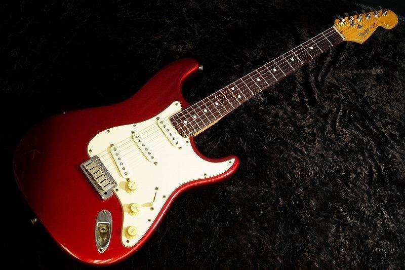 Fender USAAmerican Standard Stratocaster CAR/R 【1999'sUSED】【中古・USED】【フェンダー】【ストラトキャスター】【アメリカンスタンダード】【キャンディーアップルレッド】