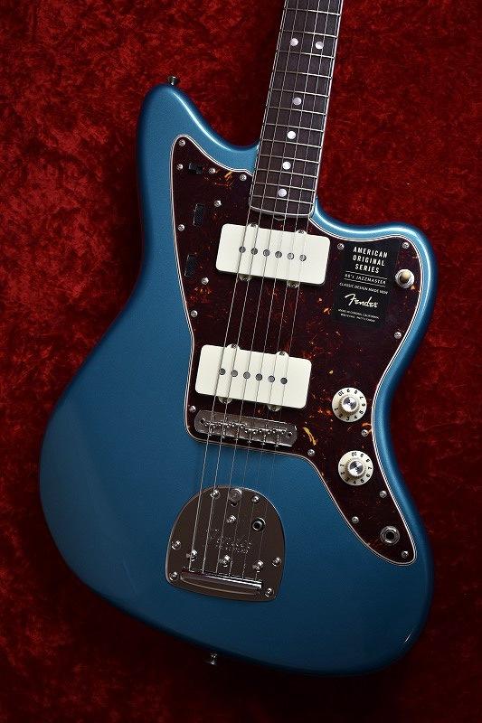 Fender American Original '60s Jazzmaster Ocean Turquoise V1851529【3.79kg】【オーシャン ターコイズ(ターコイーズ)】【フェンダー】【アメリカン・オリジナル】【ジャズマスター】【送料無料】