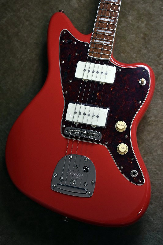 Fender 【限定品】Limited Edition 60th Anniversary Classic Jazzmaster (Fiesta Red)【3.44kg】【フェンダー】【メキシコ】【ジャズマスター】