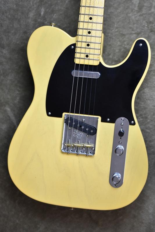 Fender Custom Shop 1951 Nocaster Lush Closet Classic Nocaster Blonde R17823【フロントPUにTexasSpecialマウント!!】【フェンダー】【カスタムショップ】【ノーキャスター】【クローゼットクラシック】
