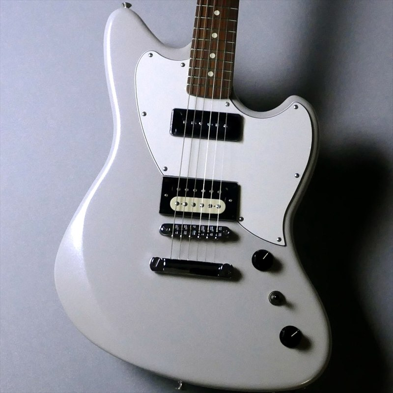 Fender* Alternate Reality Series THE POWERCASTER -White Opal-