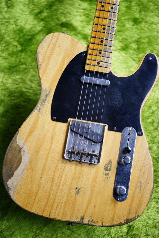 Fender Custom Shop 2019 NAMM LTD 1951 Nocaster Heavy Relic -Aged Natural- [3.42kg]【圧巻のヘビーレリック!!】