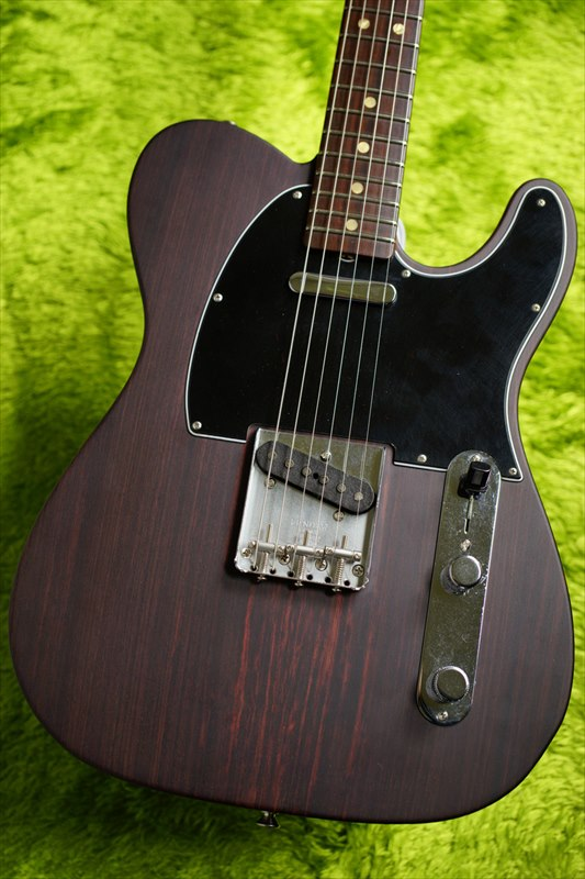 Fender Custom Shop '60s Rosewood Telecaster Closet Classic -Natural-【オールローズテレキャスター!!】