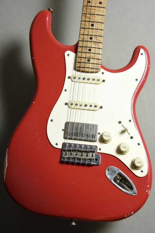 Xotic XSC-2 Ash Fiesta Red Midium Aged #543【軽量2.93Kg!!】【エキゾチック】