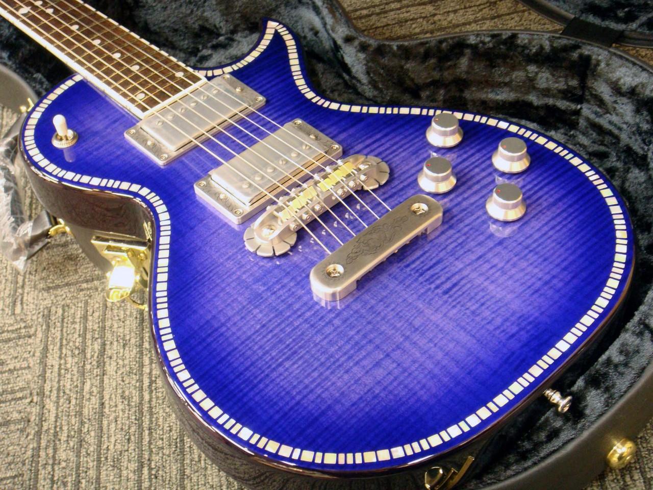 ZEMAITISAntanus Superior Series A24SU Sapphire (# DZ002173) Sapphire【ゼマイティス】【スーペリア】【送料無料】