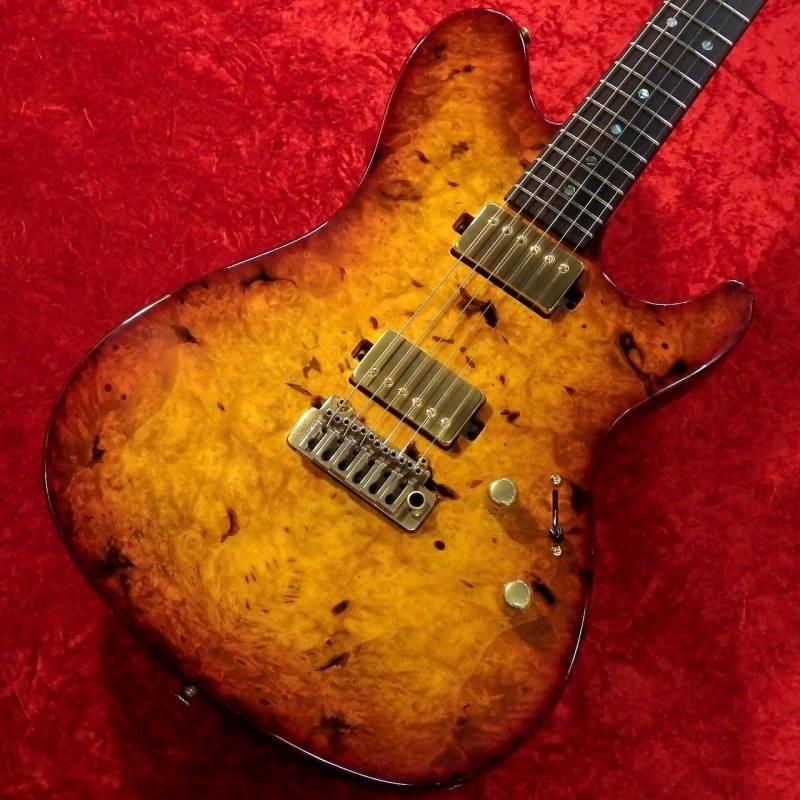 Sugi Guitars DS496BR BUE/AT/H-MAHOWP/SGS ♯2