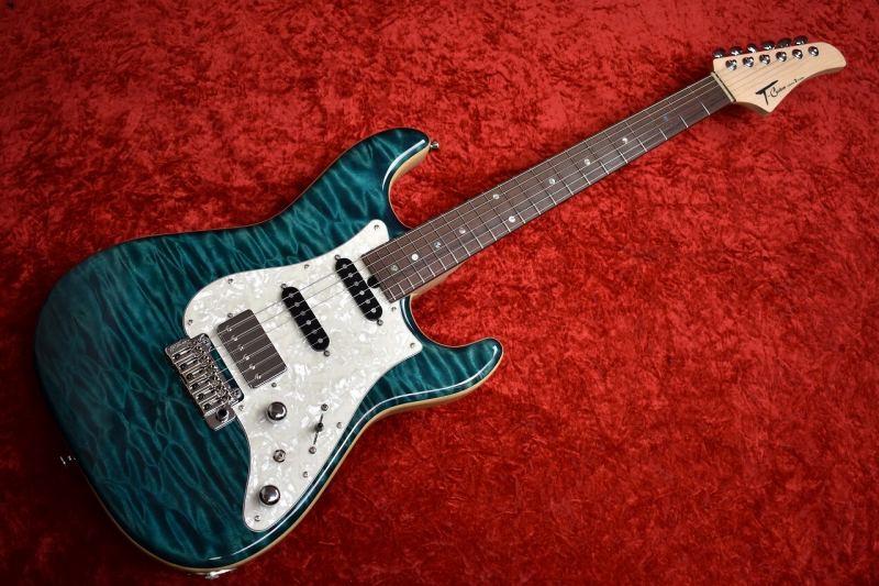 T-Custom by T's Guitars ST-22R 【カスタムオーダーモデル】【国産ハイエンド】