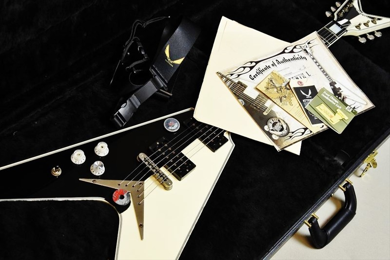 DEAN USA Michael Schenker 10th Anniversary LTD Lefty 1 of 5【世界限定5本】【左利き】激レア中古品!