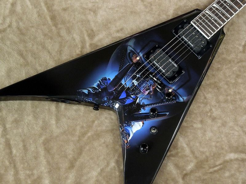 Dean V DAVE MUSTAINE 【TERMINATED】【ディーン】【デイブ・ムスティン】【メガデス】【送料無料】