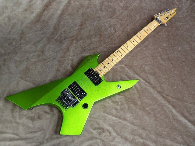 Killer キラーKG-EXPLODER 【Metalic Green】【即納可能】【フロイドローズ】【メタル】【プライム,エクスプローダー】【送料無料】