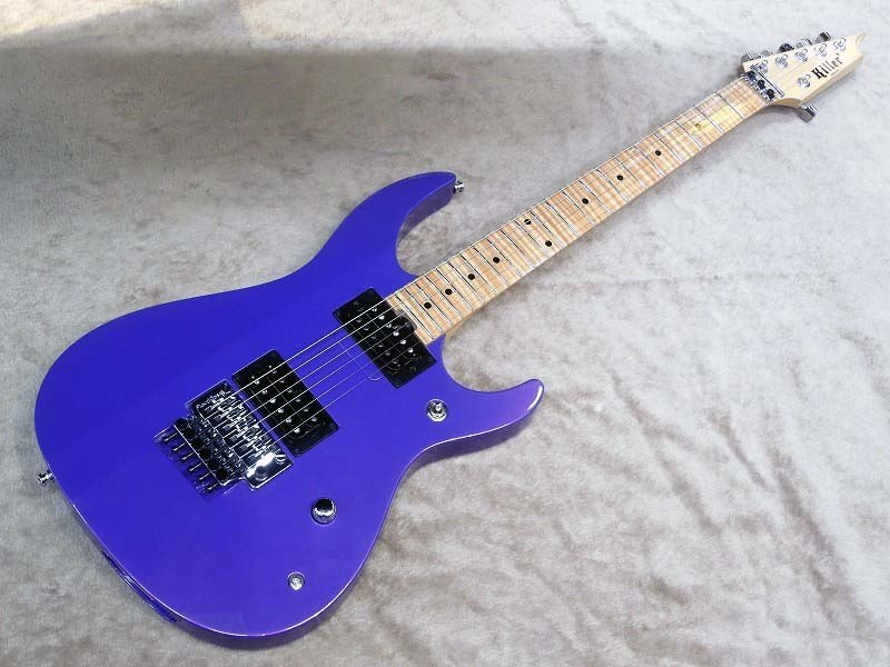 KillerKG-FASCIST 【Sparkling Purple】当店カスタムオーダーカラー!【キラー】【ファシスト】【スパーリングパープル】