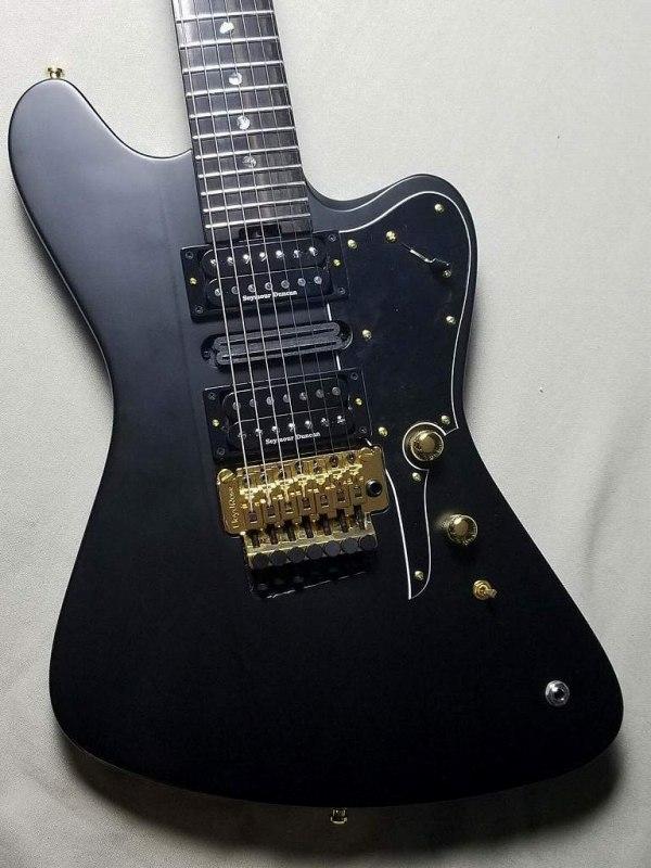 Killer KG-Spellbind Seven 「Stealth Black」【ルーク篁モデル】 7弦仕様のSPELLBIND!【キラー】【スペルバインド】【ステルスブラック】