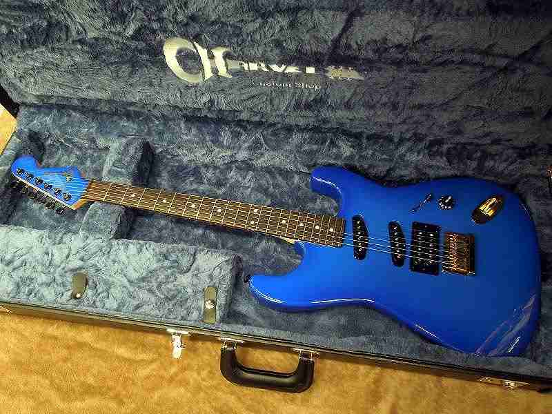 Charvel USA Jake.E.Lee Signature Blue Burst 【シャーベル】【ジェイク・E・リー】【送料無料】