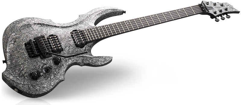 ESP FRX Cast Metal Silver【ベベルドアーチ】【お取り寄せ品】【送料無料】