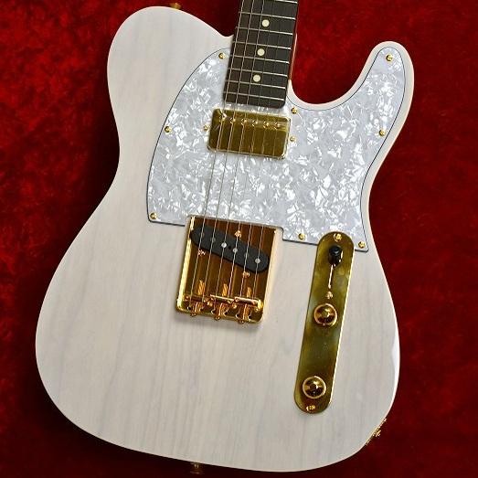 FUJIGENNTL11RAH White Blonde #180405【フジゲン】【FGN】【テレキャスター】【ハムバッカー】