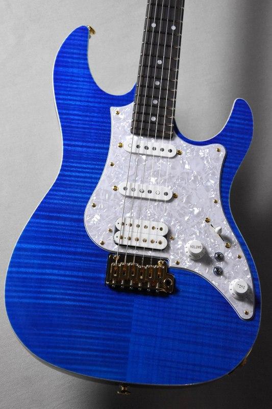 FUJIGENFGN EOS-FM-R Emerald Blue #【限定ラッカー塗装!】【フジゲン】