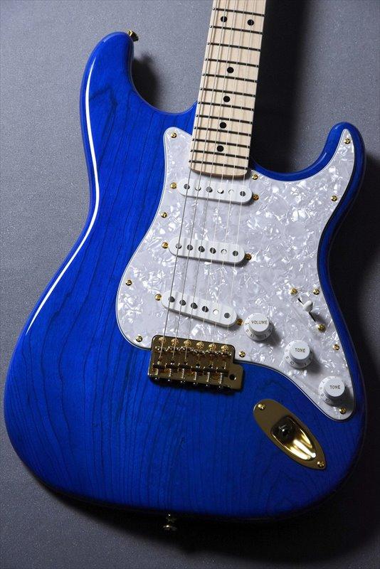 Moon ST-C Transparent Blue Ash/GD #57693【ムーン】【国産】【旧価格ラストチャンス!】
