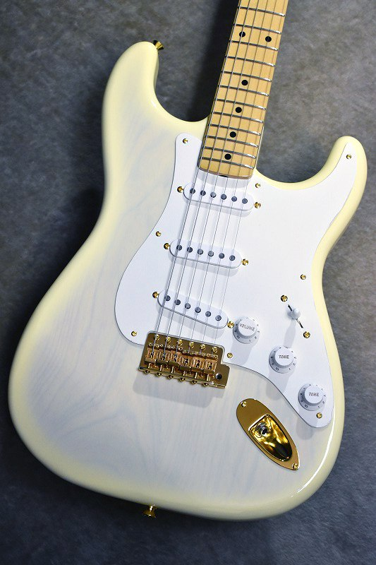Fender Japan 【ダブルケース!!】【軽量個体!3.29kg‼】MIJ 2018 Limited Collection 50s STRATOCASTER WB #JD18010131
