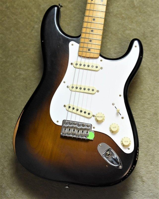 Fender Road Worn '50s Stratocaster ~2Tone Sunburst~ 【2018歳末大セール】【フェンダー】【メキシコ】【ロードウォーン】【ストラトキャスター】【レリック】