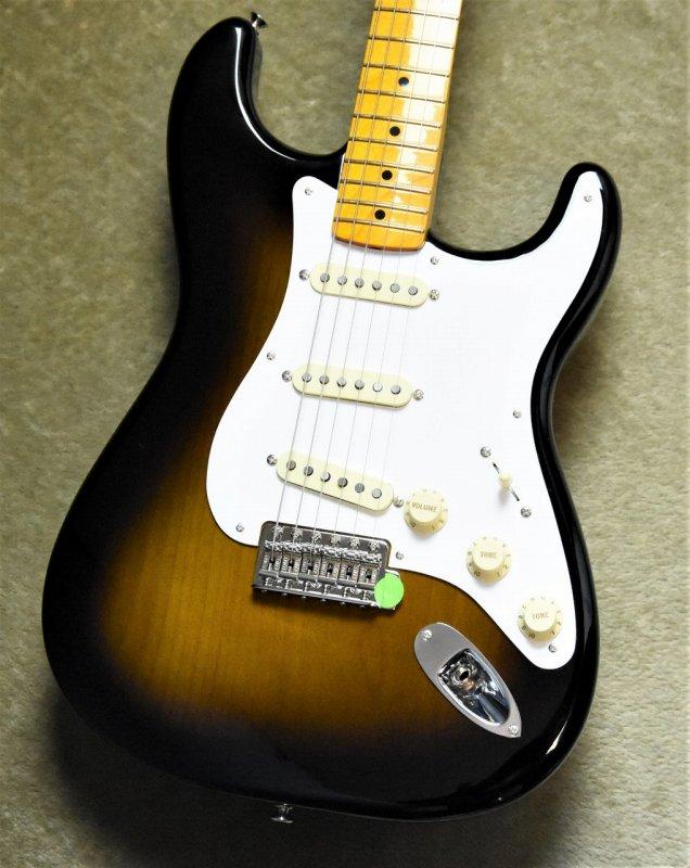 Fender 【2018歳末大セール】CLASSIC SERIES '50S STRATOCASTER® LACQUER~2 Tone Sunburst【フェンダー】【メキシコ】【ストラトキャスター】【ラッカー】