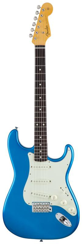 Fender フェンダー MADE IN JAPAN TRADITIONAL 60S STRATOCASTER® Rosewood Fingerboard, Candy Blue 【国産・日本製】【ストラトキャスター】【送料無料】