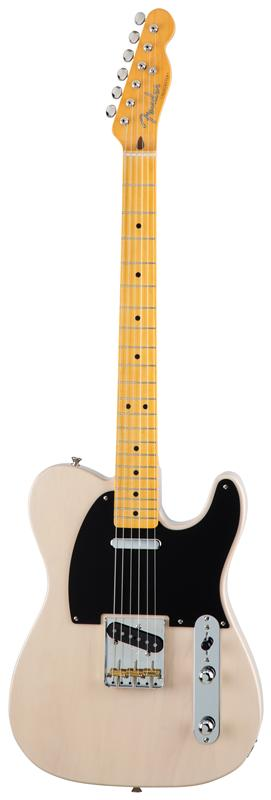 Fender フェンダー MADE IN JAPAN TRADITIONAL 50S TELECASTER® Maple Fingerboard, US Blonde 【国産・日本製】【テレキャスター】【送料無料】