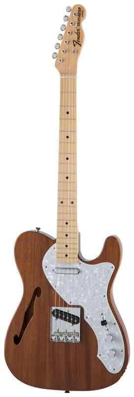 Fender フェンダー MADE IN JAPAN THINLINE Maple TRADITIONAL 69 TELECASTER® THINLINE Fender Maple Fingerboard, Natural【国産・日本製】【テレキャスター】【シンライン】【送料無料】, 赤坂町:874423b6 --- sunward.msk.ru