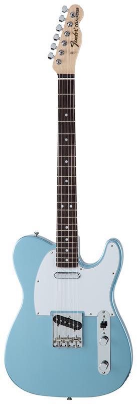 Fender フェンダー MADE IN JAPAN TRADITIONAL 70S TELECASTER® ASH Rosewood Fingerboard, Blue Ice Metallic 【国産・日本製】【テレキャスター】【送料無料】