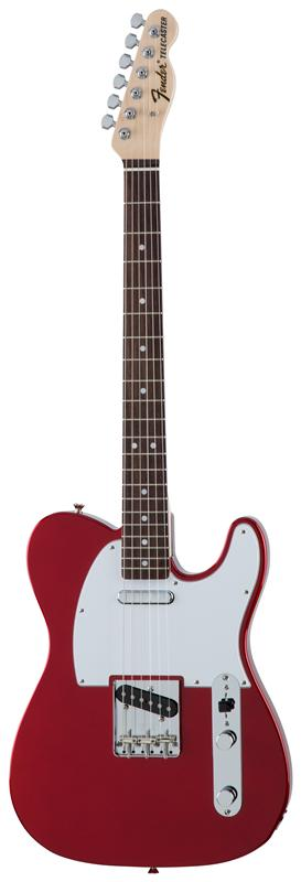 Fender フェンダー MADE IN JAPAN TRADITIONAL 70S TELECASTER® ASH Rosewood Fingerboard, Candy Apple Red 【国産・日本製】【テレキャスター】【送料無料】