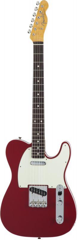MIJ Rosewood, 60s Telecaster Red [5350600358] フェンダー Custom, Fender in Japan Made Traditional Torino (エレキギター/テレキャスター)(送料無料)【国産・日本製】【テレキャスター】【送料無料】
