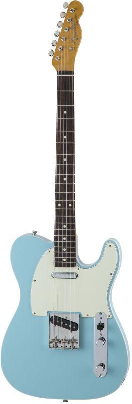 Fender フェンダー Made in Japan Traditional MIJ 60s Telecaster Custom, Rosewood, Sonic Blue [5350600372](エレキギター/テレキャスター)(送料無料)【国産・日本製】【テレキャスター】【送料無料】