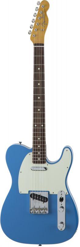 Fender フェンダー Made in Japan Traditional MIJ 60s Telecaster Custom, Rosewood, California Blue [5350600330](エレキギター/テレキャスター)(送料無料)【国産・日本製】【テレキャスター】【送料無料】