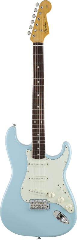 Fender フェンダー Made in Japan Traditional '60s Stratocaster , Rosewood, Sonic Blue [5359600304] (エレキギター/ストラトキャスター)【国産・日本製】【送料無料】