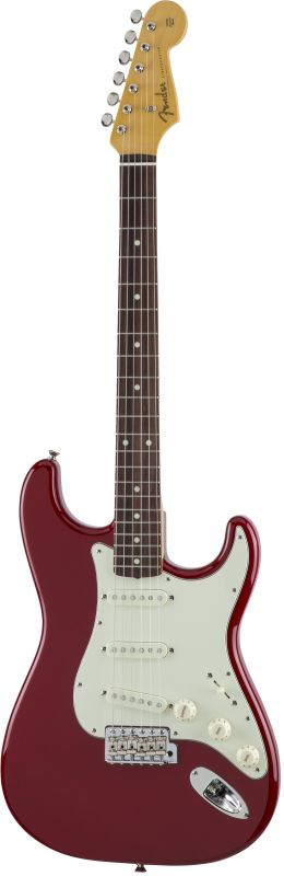 Fender フェンダー Made in Japan Traditional '60s Stratocaster , Rosewood, Torino Red [5359600358] (エレキギター/ストラトキャスター)【国産・日本製】【送料無料】